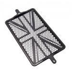 Motone Radiator Guard Kit Black. Bonneville Bobber 'Black'1200,  Speedmaster 1200 (WIDE)